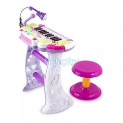 Kinder Piano  Keyboard Spielzeug Klavier Musikinstrument Farbwahl Kinderpiano
