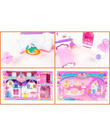 Puppen Haus Puppenstube Zubehör KP2273 Kunststoff Spielzeug Puppenhaus Puppen