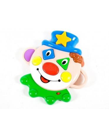Spielzeug KP8864 Lernspielzeug Clown Kleinkindspielzeug Baby Motorik Spielzeug