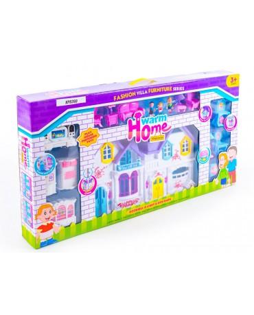 Puppen Haus KP8260 Puppenstube Zubehör Kunststoff Spielzeug Puppenhaus Puppen