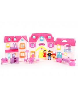 Puppen Haus KP8628 Puppenstube Zubehör Kunststoff Spielzeug Puppenhaus Puppen