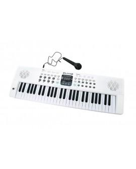 KINDER KEYBOARD KP8649 PIANO SOUNDS Klavier Musikinstrument Trommeln NEU
