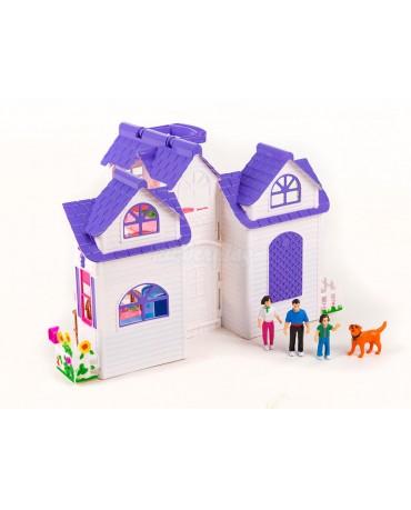 Puppen Haus Puppenstube Zubehör KP9142 Kunststoff Spielzeug Puppenhaus Puppen