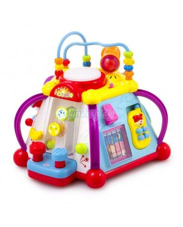 Spielzenter Babyspielzeug Spielzeug Interactive Bildungs KP3707  20 SPIELE Neu