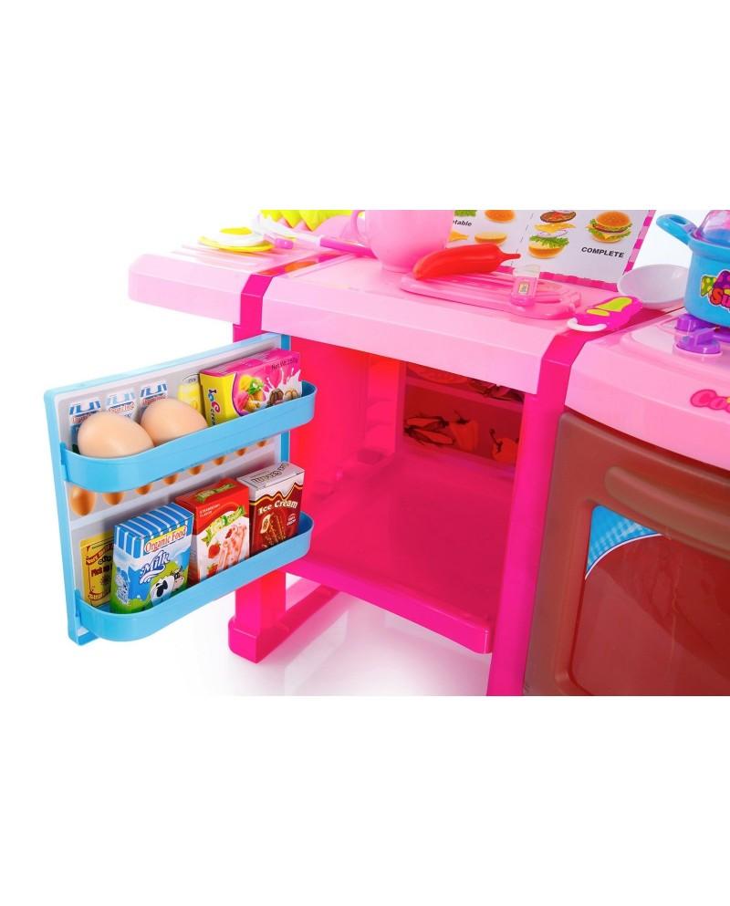 Spielküche Spielzeug Kinderküche Toaster Kinder KP6034 Küche mit ...