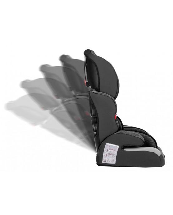 Autokindersitz Autositz Kinderautositz mit Extrapolster ECE Kids 9-36 kg kp0039