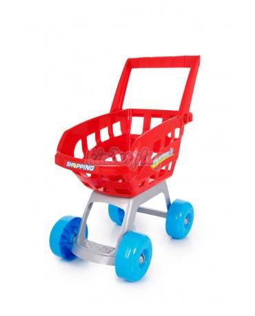 Kaufmannsladen Einkaufswagen Kaufladen Spielzeug Kiosk KP6441 Spielzeug NEU
