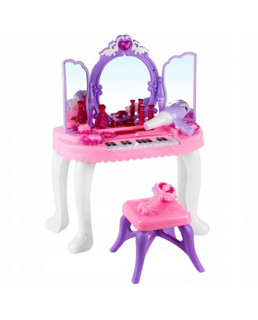 Schminktisch Spielzeug Frisiertisch Klavier SPIELZEUG MIT MP3-ANSCHLUSS KP2363