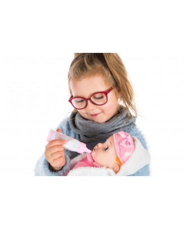Babypuppe Spielpuppe interaktive Weichkörperpuppe KP4840 NEU BABY Puppe