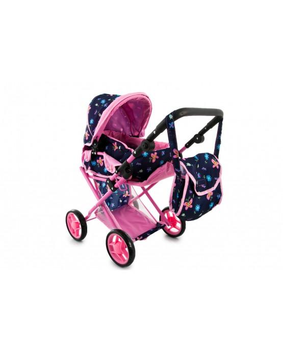 Kinderwagen Puppenwagen Babypuppenwagen Puppenkarre Puppen KP0200 Puppe Farbwahl