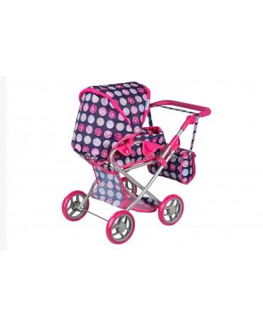 Puppenwagen Kinderwagen  Babypuppenwagen  Puppen KP0200 Puppe Farbwahl Puppenkar