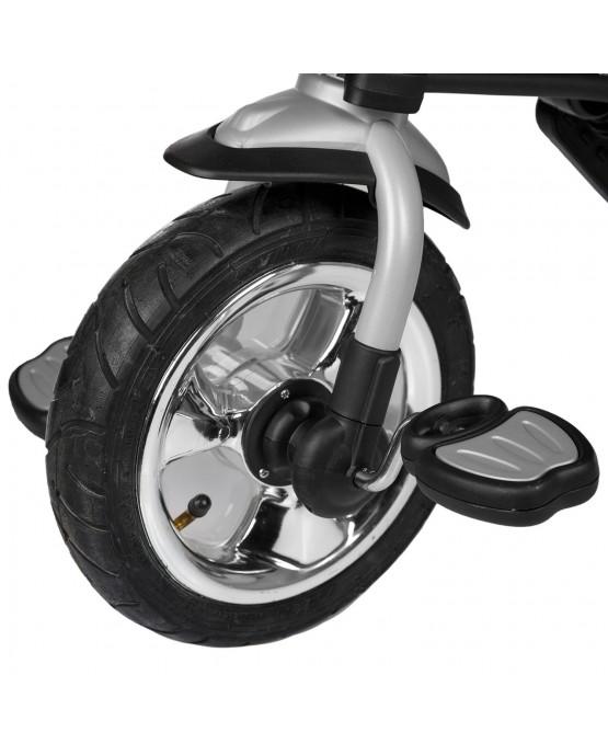 Dreirad Kinderdreirad Kinder Lenkstange KP0566VIO Fahrrad Kinderwagen Baby Neu