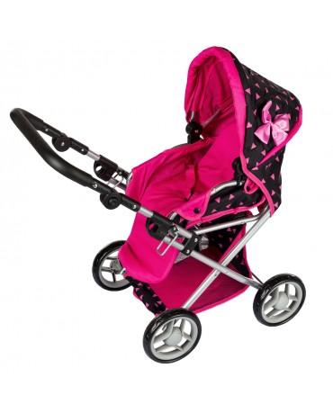 Puppenwagen Puppenwagen Babypuppenwagen KP0200R Kinderwagen 3 in 1 Sportsitz NEU