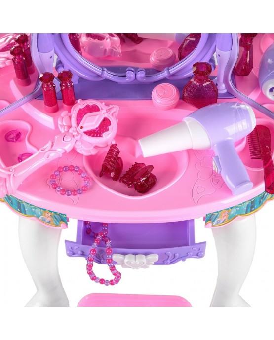 Schminktisch Spielzeug Frisiertisch Mädchen SPIELZEUG MIT MP3-ANSCHLUSS-2 KP2362