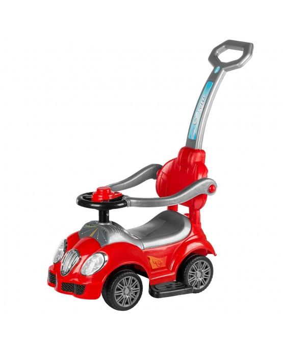 RUTSCHAUTO Kinderfahrzeug Lauflernwagen Rutscher HUPE KP0916 Fahrzeug Farbwahl