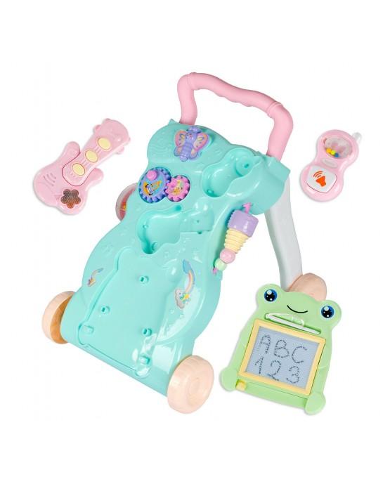 Lauflernhilfe Laufwagen Gehhilfe Laufhilfe KP8737 Kinderspielzeug Neu