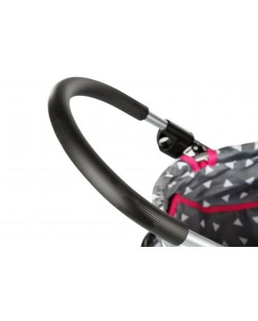 Puppenwagen Puppenkarre Stroller Kinder KP0260S Spielzeug Puppe Puppenzubehör
