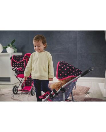 Puppenwagen Puppenbuggy Kinderwagen KP0270G Buggy Kinderplay Neu Baby Spielzeug