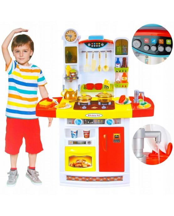 Kinderspielküche Kinderküche Spielküche Spielzeug Zubehörteile KP1722 Küche Neu