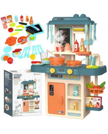 Kinderküche Spielküche Spielzeugküche Spielzeug KP8080 Zubehörteile Dampf